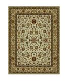 RugStudio presents Loloi Yorkshire YK-02 Ivory Light Gold Hand-Tufted, Best Quality Area Rug