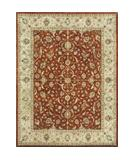 RugStudio presents Loloi Yorkshire YK-03 Rust Light Gold Hand-Tufted, Best Quality Area Rug