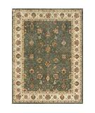 RugStudio presents Loloi Yorkshire YK-04 Steel Ivory Hand-Tufted, Best Quality Area Rug