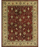 RugStudio presents Loloi Yorkshire YK-04 Red / Light Gold Hand-Tufted, Good Quality Area Rug