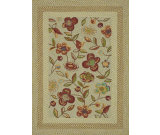 RugStudio presents Loloi Zamora Zm-01 Sage Machine Woven, Good Quality Area Rug