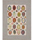 RugStudio presents Loloi Zamora Zm-03 Ivory Machine Woven, Good Quality Area Rug
