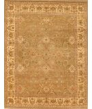 RugStudio presents Lotfy and Sons Nuance Amritsar Sea Green/Light Gold Hand-Knotted, Best Quality Area Rug