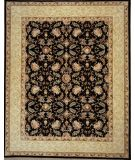 RugStudio presents Lotfy and Sons Oasis Cy65 Black/Ivory Hand-Tufted, Best Quality Area Rug