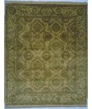 RugStudio presents Lotfy and Sons Majestic Hs-22 Ivory/Gold Hand-Knotted, Best Quality Area Rug