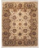 RugStudio presents Lotfy and Sons Majestic 920 Beige/Gold Hand-Knotted, Best Quality Area Rug