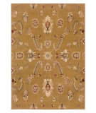 RugStudio presents LR Resources Adana LR80715 Gold Machine Woven, Good Quality Area Rug