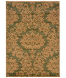 RugStudio presents LR Resources Adana LR80906 Light Moss- Berber Machine Woven, Good Quality Area Rug