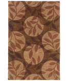 RugStudio presents LR Resources Fashion LR20692 Brown Hand-Tufted, Good Quality Area Rug