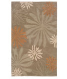 RugStudio presents LR Resources Fashion LR20800 Taupe Hand-Tufted, Good Quality Area Rug