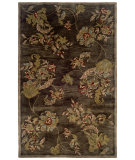 RugStudio presents LR Resources Majestic LR9354 Chocolate Hand-Tufted, Good Quality Area Rug