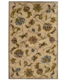 RugStudio presents LR Resources Majestic LR9360 Beige Hand-Tufted, Good Quality Area Rug