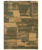 RugStudio presents LR Resources Opulence LR80952 Cream- Dark Yellow Machine Woven, Good Quality Area Rug