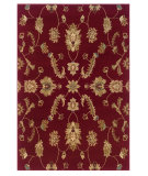 RugStudio presents LR Resources Adana Lr80715 Red Machine Woven, Good Quality Area Rug