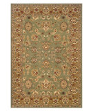 RugStudio presents LR Resources Adana Lr80716 Green/Gold Machine Woven, Good Quality Area Rug