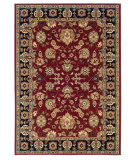 RugStudio presents LR Resources Adana Lr80716 Red/Black Machine Woven, Good Quality Area Rug