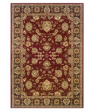 RugStudio presents LR Resources Adana Lr80716 Red/Brown Machine Woven, Good Quality Area Rug