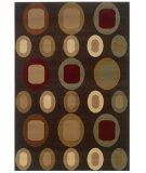RugStudio presents LR Resources Adana Lr80721 Brown Machine Woven, Good Quality Area Rug