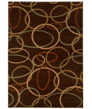 RugStudio presents LR Resources Adana Lr80909 Brown Machine Woven, Good Quality Area Rug