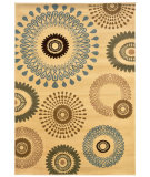 RugStudio presents LR Resources Adana Lr80911 Cream Machine Woven, Good Quality Area Rug