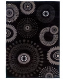 RugStudio presents LR Resources Adana Lr80912 Charcoal Machine Woven, Good Quality Area Rug