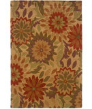 RugStudio presents LR Resources Dazzle Lr03501 Rustic Natural Hand-Hooked Area Rug