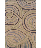 RugStudio presents LR Resources Fashion Lr02503 Ivory Hand-Tufted, Good Quality Area Rug
