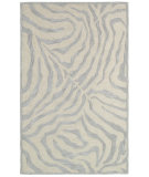 RugStudio presents LR Resources Fashion Lr02510 Taupe/Silver Hand-Tufted, Good Quality Area Rug
