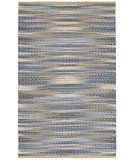 RugStudio presents LR Resources Natural Fiber Lr03330 Blue Sisal/Seagrass/Jute Area Rug