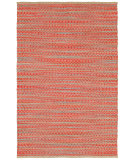 RugStudio presents LR Resources Natural Fiber Lr03331 Red Sisal/Seagrass/Jute Area Rug
