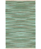 RugStudio presents LR Resources Natural Fiber Lr03332 Green Sisal/Seagrass/Jute Area Rug