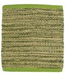RugStudio presents LR Resources Tribeca Lr04317 Green Flat-Woven Area Rug