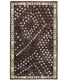 RugStudio presents LR Resources Rajani Lr04407 Brown Hand-Knotted, Best Quality Area Rug