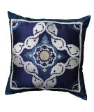 RugStudio presents LR Resources Pillows Lr07207 Blue