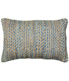 RugStudio presents LR Resources Pillows Lr07242 Blue