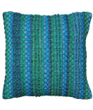 RugStudio presents LR Resources Pillows Lr07246 Blue
