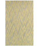RugStudio presents LR Resources Dazzle Lr54018 Gray/Gold Hand-Hooked Area Rug