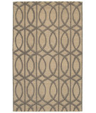 RugStudio presents LR Resources Dazzle Lr54023 Taupe Hand-Hooked Area Rug