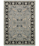 RugStudio presents LR Resources Adana Lr80371 Gray/Black Machine Woven, Good Quality Area Rug
