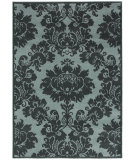 RugStudio presents LR Resources Adana Lr80972 Blue Machine Woven, Good Quality Area Rug