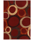 RugStudio presents LR Resources Adana Lr80977 Red Machine Woven, Good Quality Area Rug