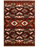 RugStudio presents LR Resources Adana Lr80981 Terracotta Machine Woven, Good Quality Area Rug