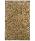 RugStudio presents LR Resources Majestic Lr9304 Green Woven Area Rug