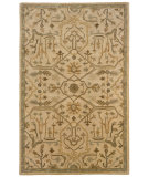 RugStudio presents LR Resources Majestic Lr9305 Beige Woven Area Rug