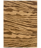 RugStudio presents LR Resources Opulence Lr80958 Cream / Brown Machine Woven, Good Quality Area Rug