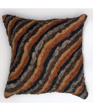 RugStudio presents LR Resources Pillows Lr07141 Chocolate