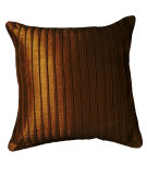 RugStudio presents LR Resources Pillows Lr07148 Chocolate