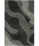 RugStudio presents LR Resources Rock Lr80919 Dark Grey Machine Woven, Good Quality Area Rug