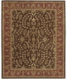 RugStudio presents Rugstudio Famous Maker 39910 Brown-Red Hand-Tufted, Best Quality Area Rug