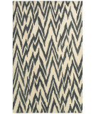 RugStudio presents LR Resources Dazzle Lr54017 Beige/Coal Area Rug